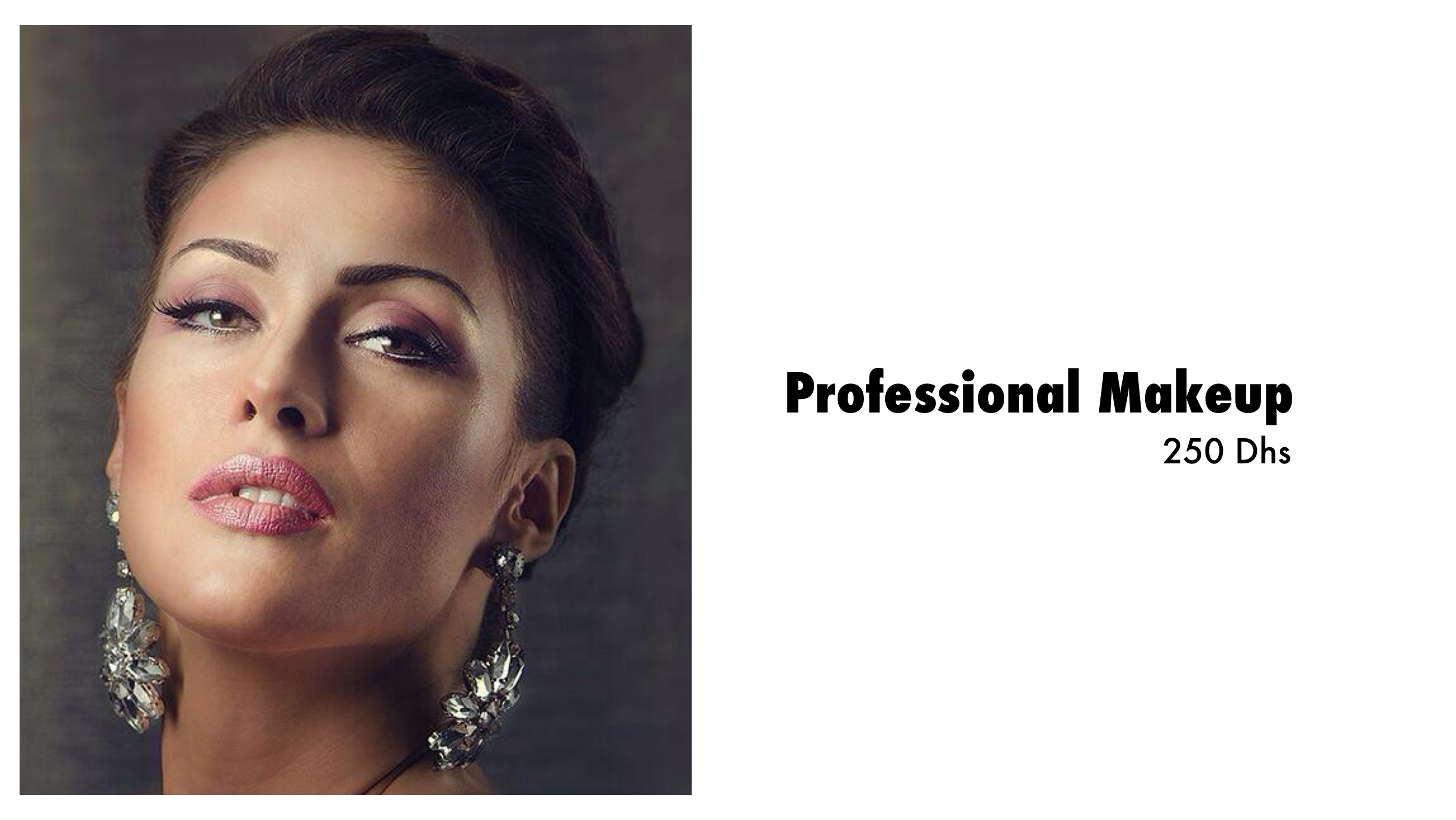professional makeup Dubai summer promotion