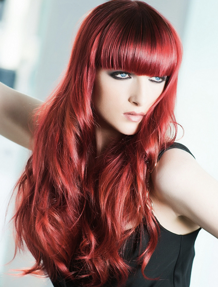 Hair color salon dubai