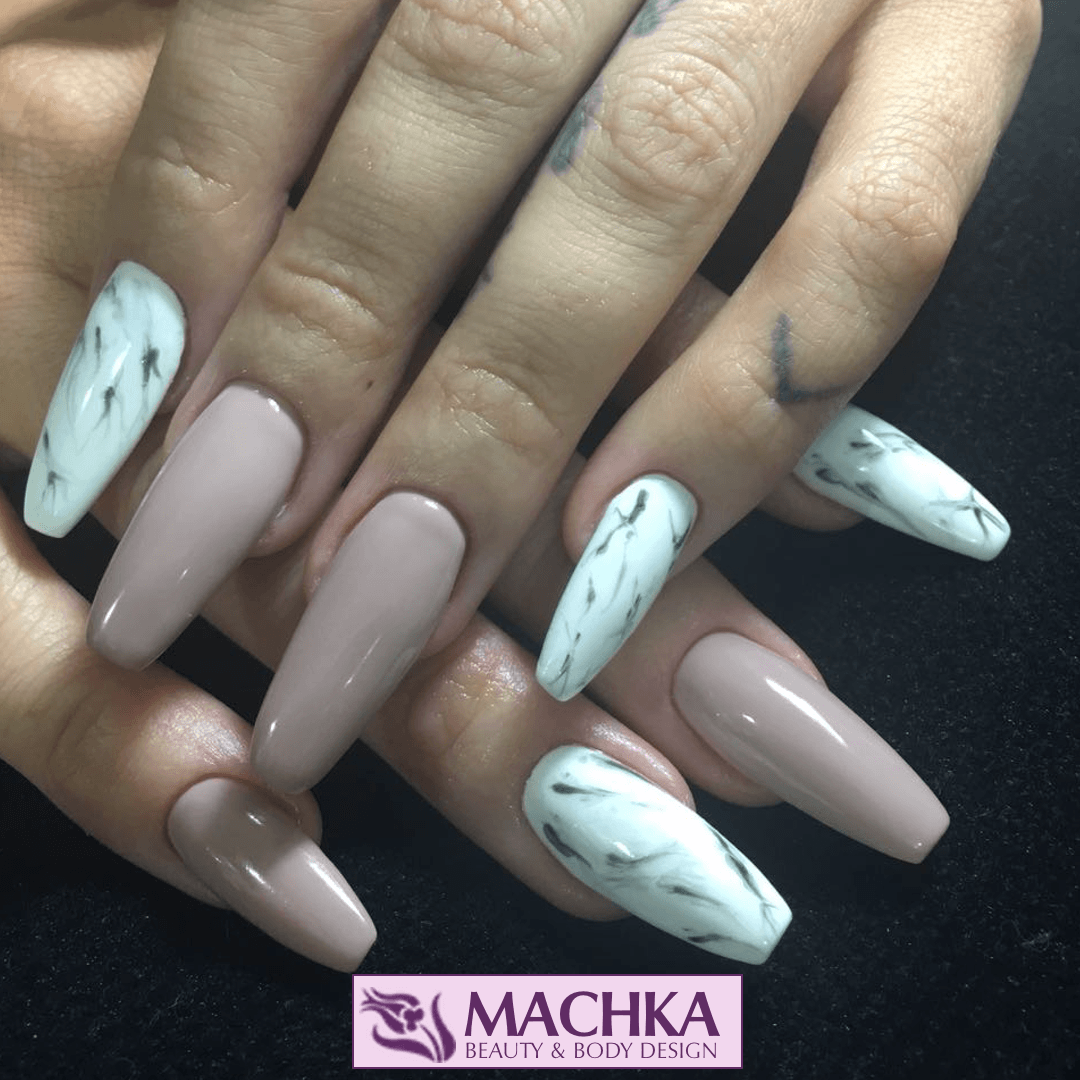 Best Nail Art Salons In Los Angeles: Acrylic Nails In Dubai