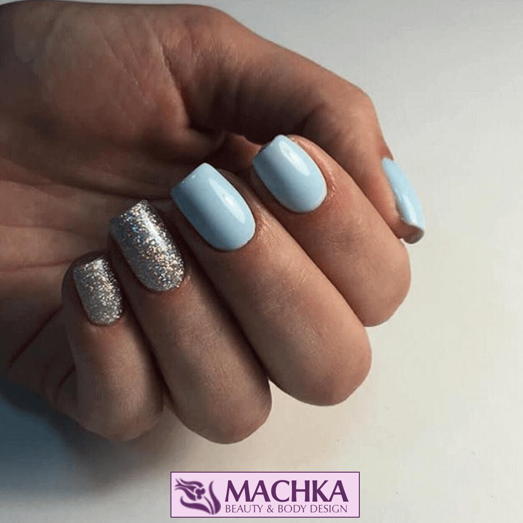 Best Nail Salon in Dubia - Art Design Gel & Acrylic extensions Mani pedi